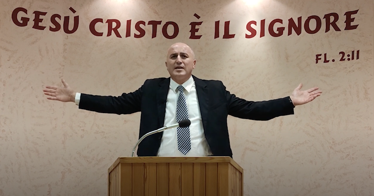 "Luigi Tesone ""Assalto all'anima"" 1 Pietro 2:11"
